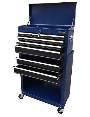 Tool Box Mechanics Windlass Chest Shop Garage Rolling Steel Cabinet Toolbox Downcast
