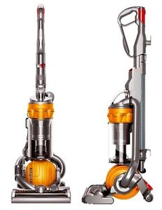 Dyson DC25 Multi All Floors Hardwood Animal Pet Yellow Bagless Upright Vacuum