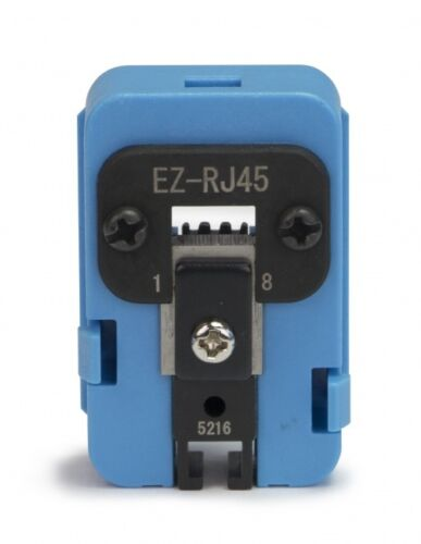 Platinum tools 100072c EZ-RJ45 Die Connectors CAT5/5E/6/6E  DIE ONLY