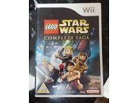 Wii Star Wars The Complete Saga