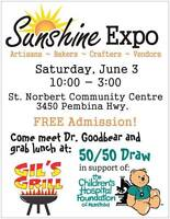 Looking for vendors! Sunshine Expo 2017