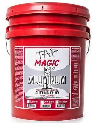 5 Gal. Tap Magic Aluminum Cutting Fluid-for Aluminummagnesium Soft Metals