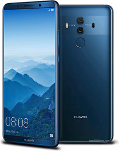 Mint Huawei mate 10 pro unlock doul Sim works with freedom