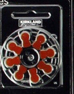 Kirkland Zinc Prem Hearing Aid Batteries 8 16 24 48   Size  312 Free Ship 1 45 V