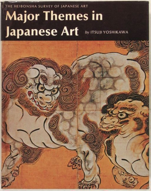 Antique Japanese Art & Architecture - Major Themes, Symbols and Understanding