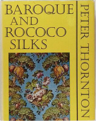Antique Silk - English + European 17th 18th Century Brocade & Damask & Velvet