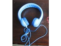Baby/toddler headphones w/ built in volume limiter, hardly used.