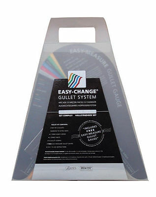 Wintec  Bates Easy Change Gullet System Set