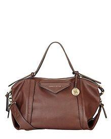 Fiorelli Heston faux leather tote bag brown handbag