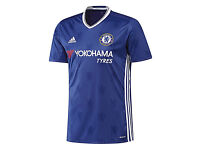 ADULT'S CHELSEA 2016/2017 HOME SHIRTS, LAST FEW TO CLEAR ONLY £18