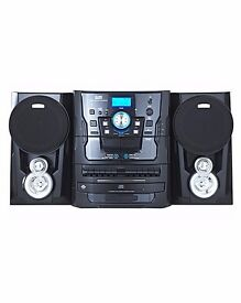 HI FI 3CD WITH REMOTE CONTROL BRAND NEW