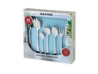 salter 4pc dunwich cutlery set