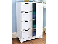 Bathroom or Bedroom Storage Cabinet
