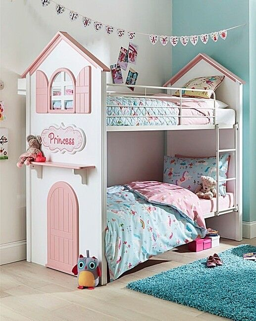 Princess Bunk Beds New Condition Absolute Bargain 170 In Edge