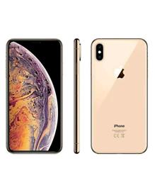 Apple Iphone XS Max Like New Used 64gb-256gb-512gb Unlocked