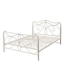 Lily Double Bed & Matress