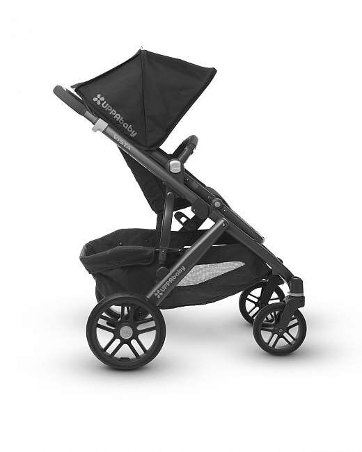 Uppababy Vista Pushchair and Carrycot Jake Black | in Ferry Road ...