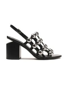 Women's Alexander Wang studded leather sandals (Size 9 US)