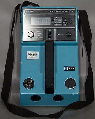 Druckge Dpi 600 Digital Pressure Indicatorcalibrator Dpi600