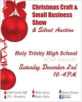Christmas Craft & Small business show