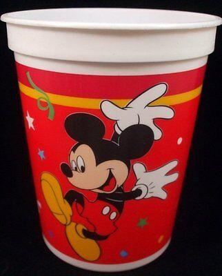 Mickey Mouse Plastic Stadium Cup (1) - Birthday Party Supplies](Mickey Mouse Plastic Cups)