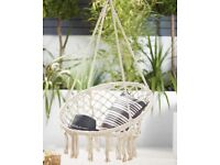 🍃 Hanging Rope Chair / Swinging Seat• Brand new, Unboxed 🍃