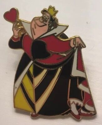Disney - Queen of Hearts - Alice in Wonderland Pin