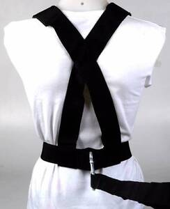 Heavy Duty Harness with Lead - Extra Large Malaga Swan Area Preview