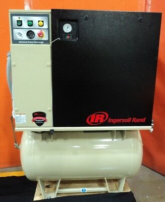 Refurbished Ingersoll Rand UP6-5TAS-150 Rotary Screw Air Compressor