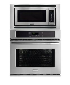 New Frigidaire 27 034 Stainless Steel Convection Wall Oven