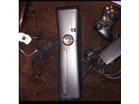 Xbox 360 with games for sale or swap