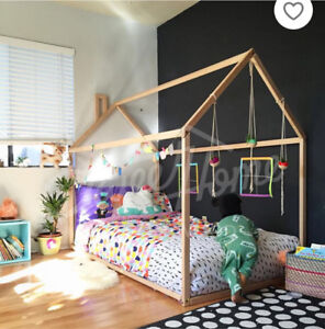 Wanted!  Wood working / house bed