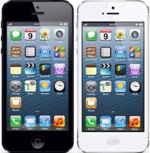 Iphone 5 Unlocked 16gb white