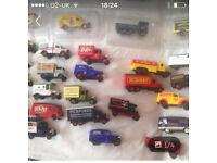 Dicast model vans