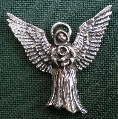 ENGEL ANSTECKNADEL PIN C17 FLYING ANGEL