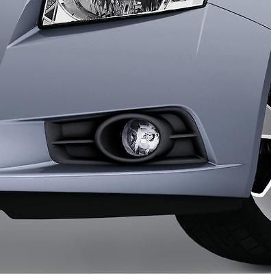"2011-2014 Chevrolet Cruze Factory 4"" Round Clear Fog Lamp Pkg 95248415 OEM GM"