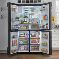 APPLIANCE FRIDGE FREEZER Service Repair lowest rate in Montreal