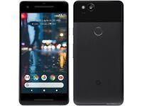 Google pixel 2 64gb unlocked black