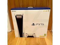 Brand New & Sealed PlayStation 5 PS5 Disc Console