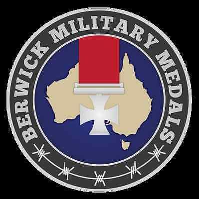 Berwick Military Medals
