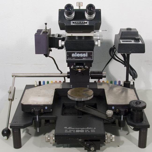 "MicroManipulator 6000 4"" Manual Prober/Micro Manipulator 100 mm"