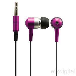 Xtraem-Metalix-EX483-Earbuds-in-Hot-Pink-2-Pack-New