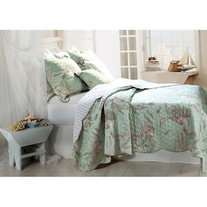 Ocean Bedding Queen in Quilts and Bedspreads | eBay