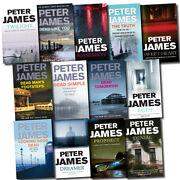 Peter James Books