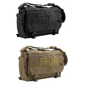 5-11-Tactical-56962-Rush-Delivery-Messenger-Bag-Briefcase-Black-OR-Sandstone