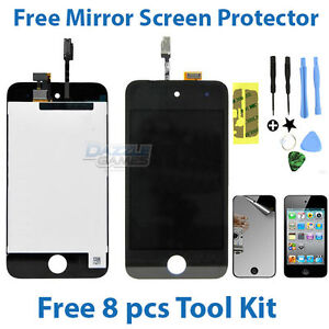 iPod-Touch-4-4th-Gen-4G-LCD-Assembly-Screen-Replacement-Digitizer-Glass-Tools
