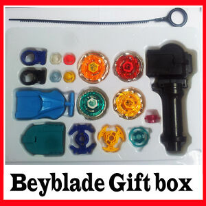 RARE BEYBLADE TOP RAPIDITY METAL FUSION FIGHT MASTERS SET A NEW