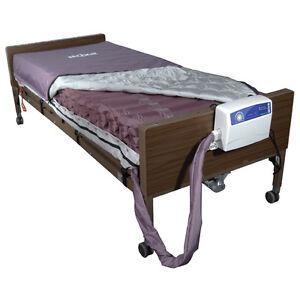 Drive Medical Low Air Loss Alternating Pressure Hospital