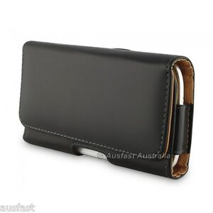 PU Leather Belt Clip Holster Holder Pouch Case Samsung Galaxy Note 2 II N7100