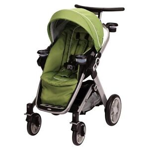 Graco-Baby-LuvBuggy-Signature-3-in-1-Deluxe-Modular-Stroller-Envy-1825095